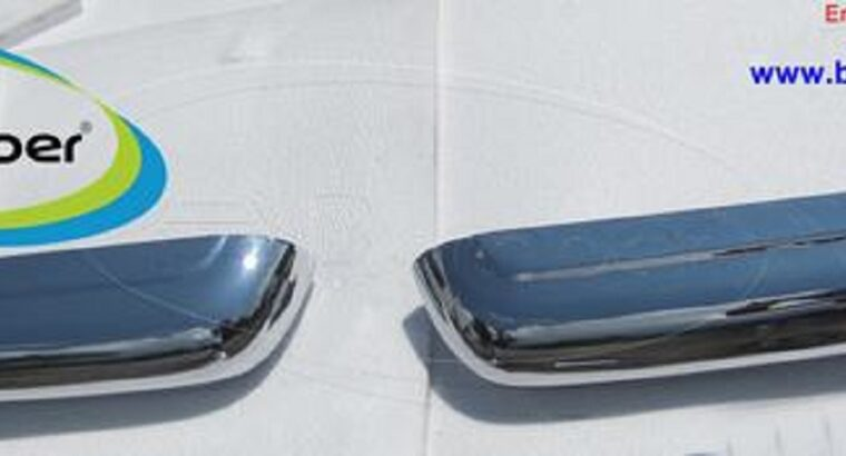 Mercedes Pagode W113 bumpers