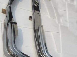Mercedes W111 coupe bumpers